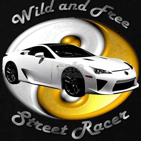 Lexus LFA Wild And Free