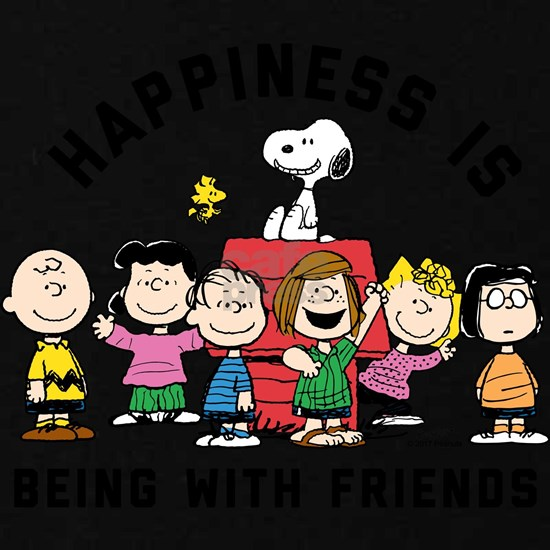 Peanuts Friends