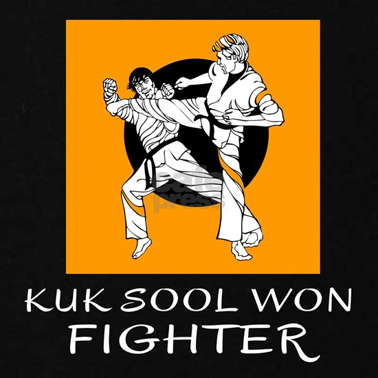Kuk Sool Won Martial Arts Fighter Designs