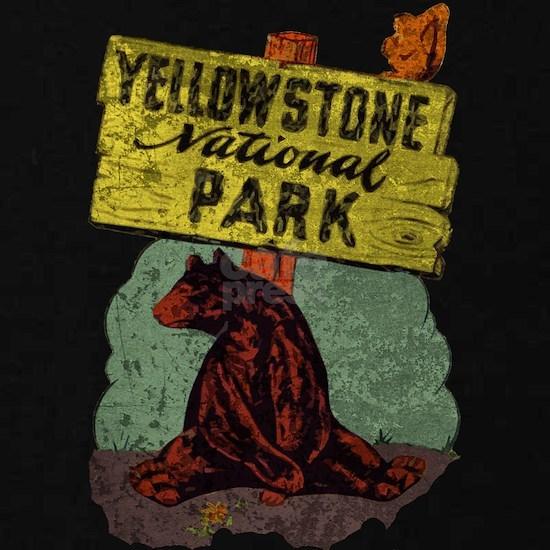 Vintage Yellowstone