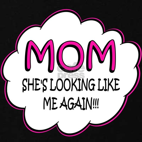MOM TWIN GIRL