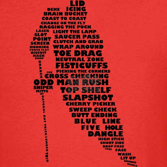 Language of Hockey (skater)