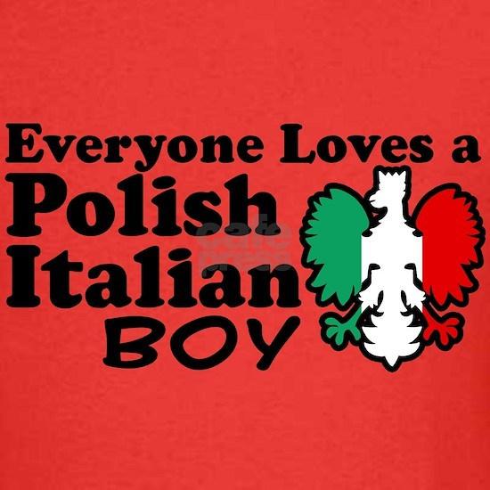 Polish Italian Boy
