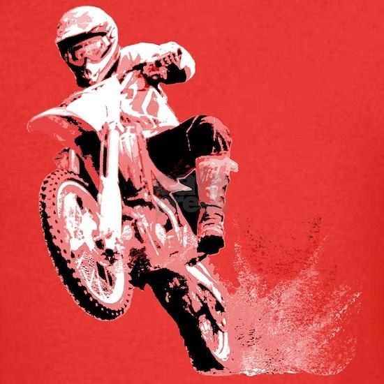 dirtbike wheeling in mud rd2