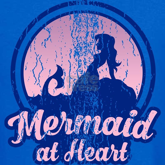 Retro Mermaid