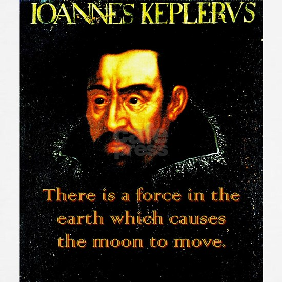 There Is A Force In The Earth - Kepler