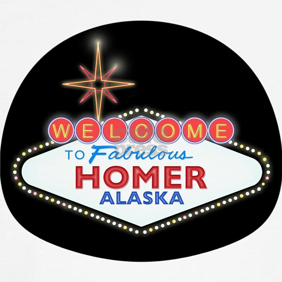 WELCOME TO HOMER LIGHT