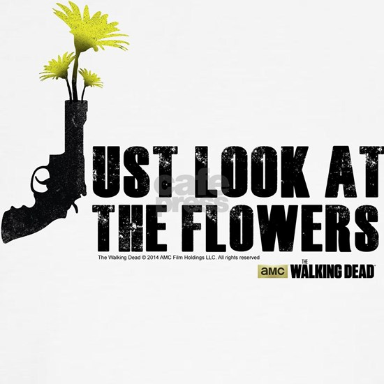 Walking Dead Look at the Flowers