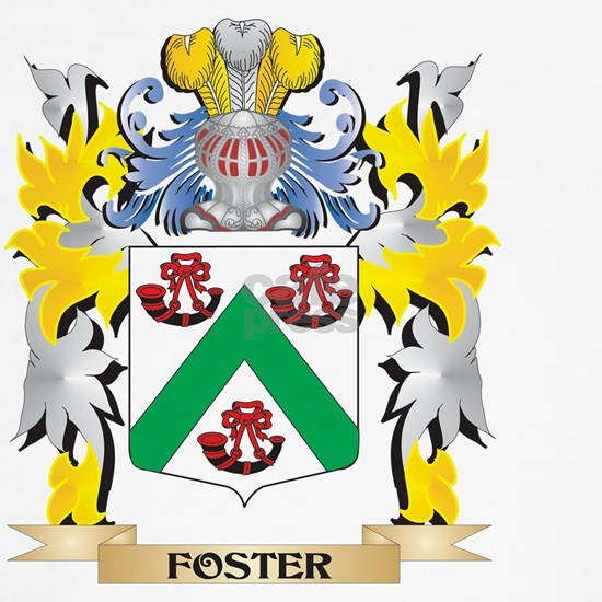 Foster Coat of Arms - Family Crest