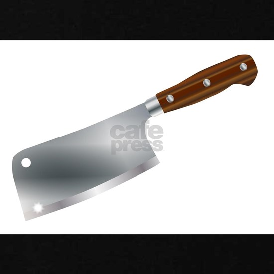 Typical Meat Cleaver