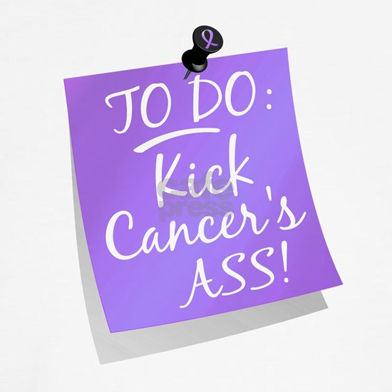 D To Do - Kick Cancers Ass Hodgkins Lymphoma