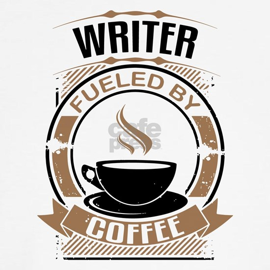 Writer Fueled By Coffee