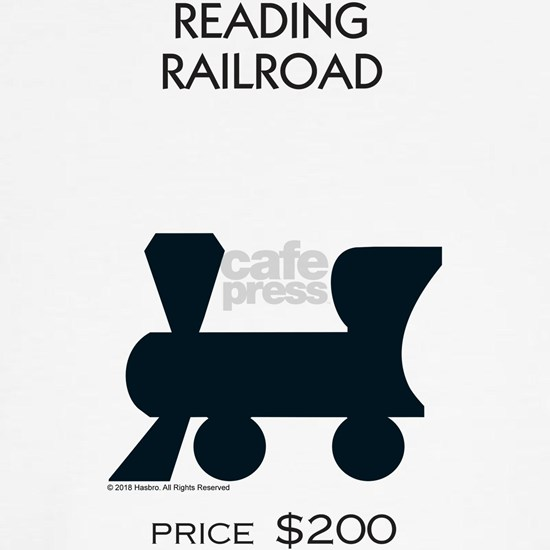Monopoly - Reading Railroad