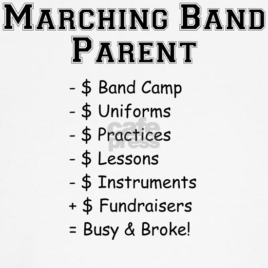 Marching Band Parent