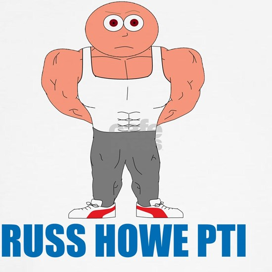 Russ Howe PTI Cartoon