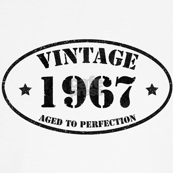 Vintage Aged to Perfection 1967