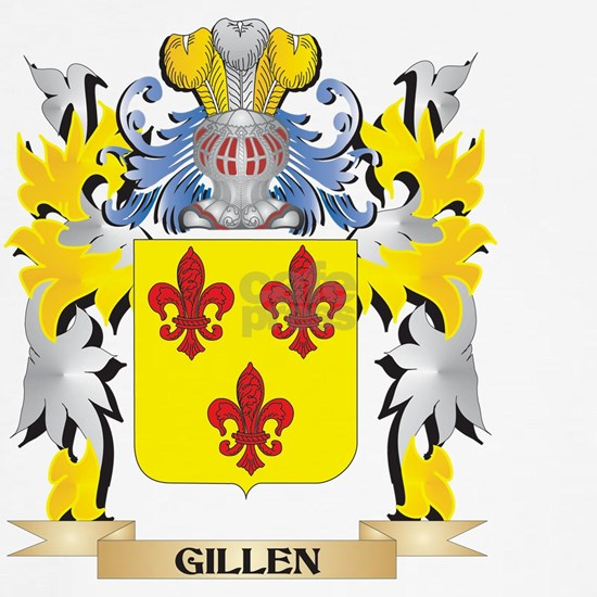 Gillen Coat of Arms - Family Crest