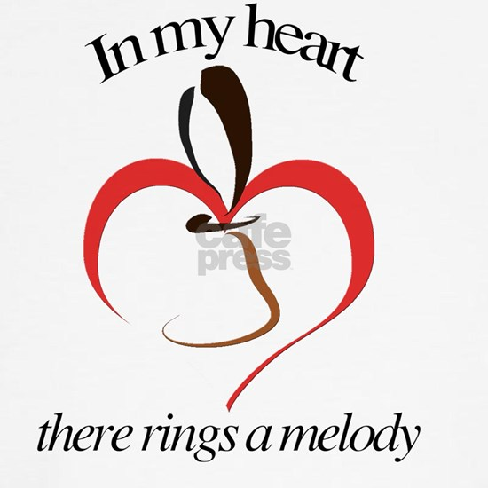 In my heart there rings a melody