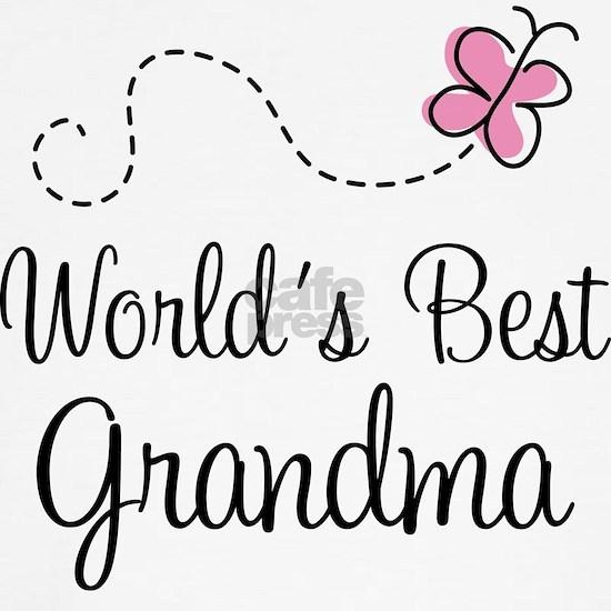 Worlds Best Butterfly gift