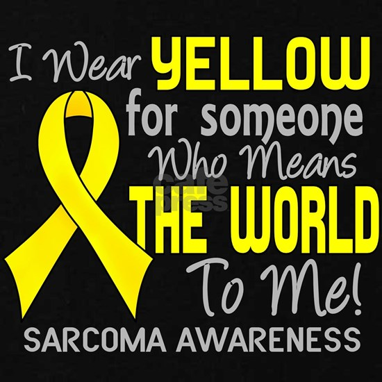 - Sarcoma Means World To Me 2D