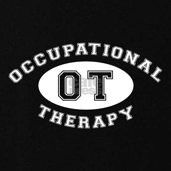 OT Occupational Therapy Sporty