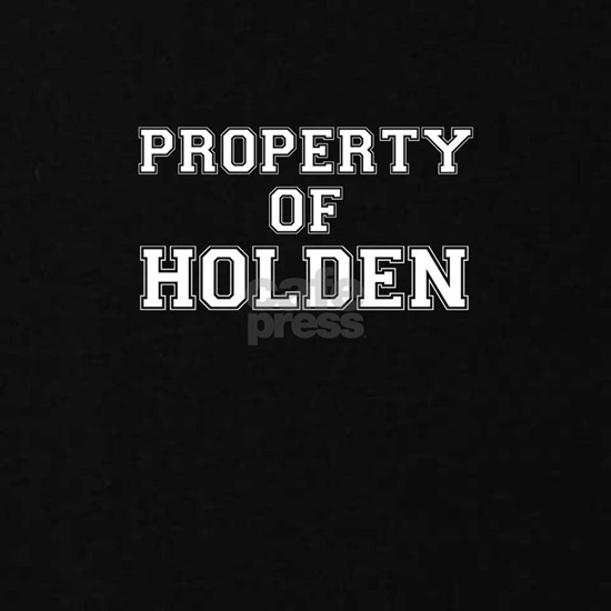 Property of HOLDEN