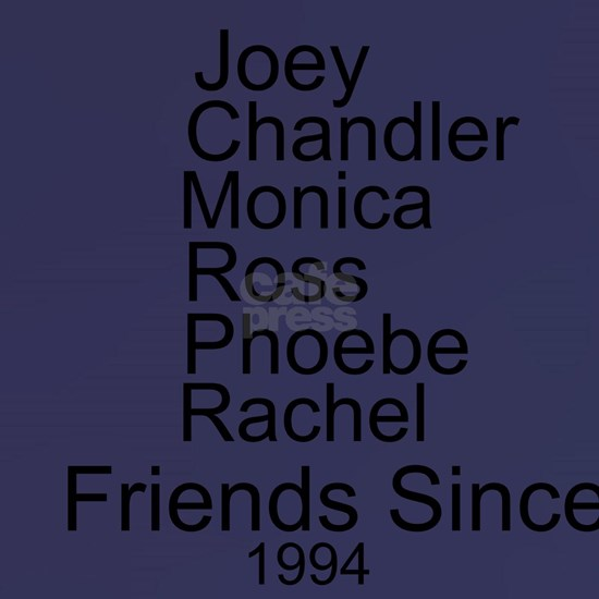 Friends TV Characters