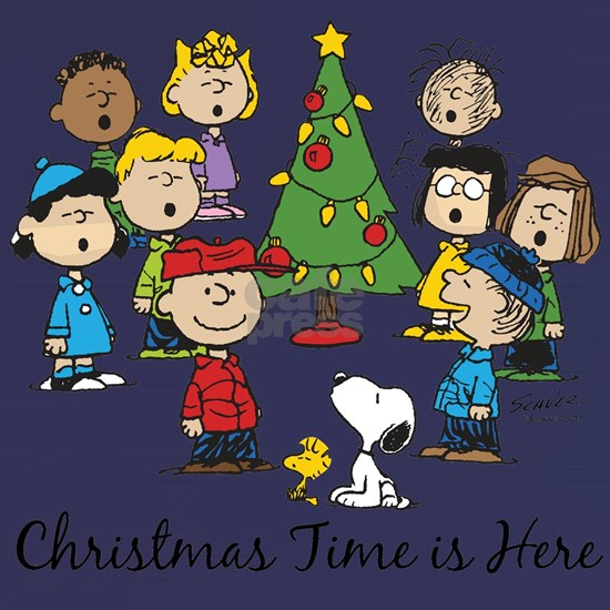 ChristmasTime Is Here