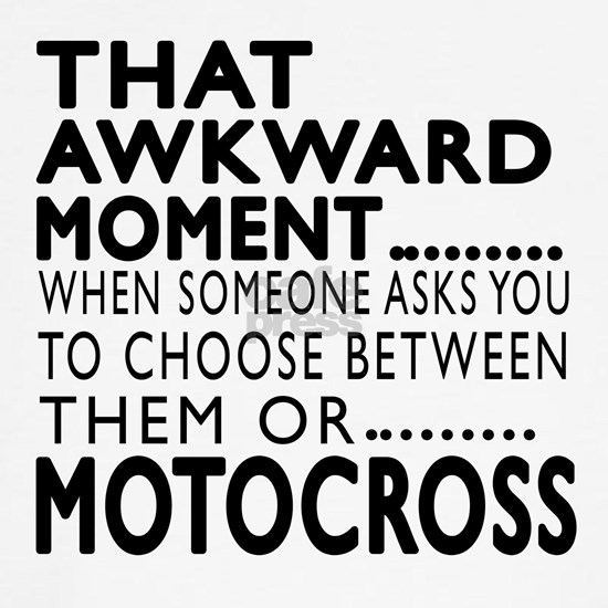 Motocross Awkward Moment Designs