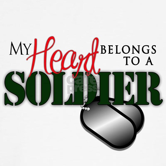 Heart Belongs to Soldier