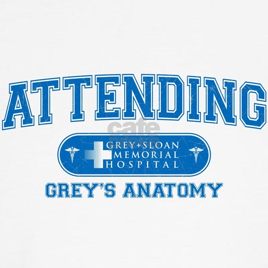 Grey's Anatomy Attending