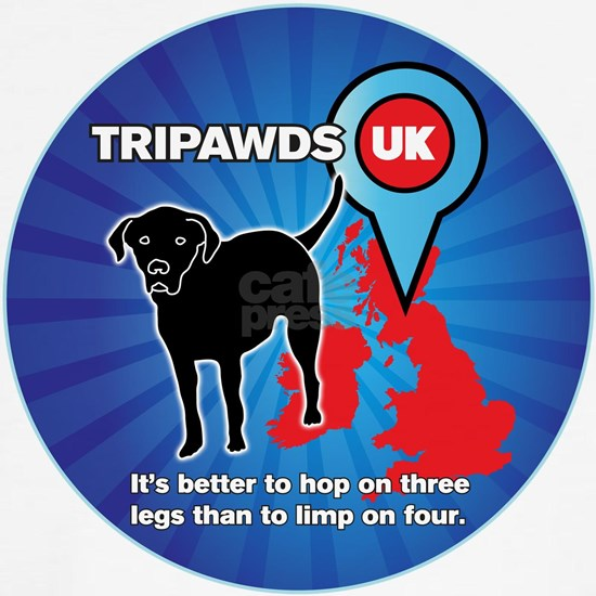 Tripawds UK Map