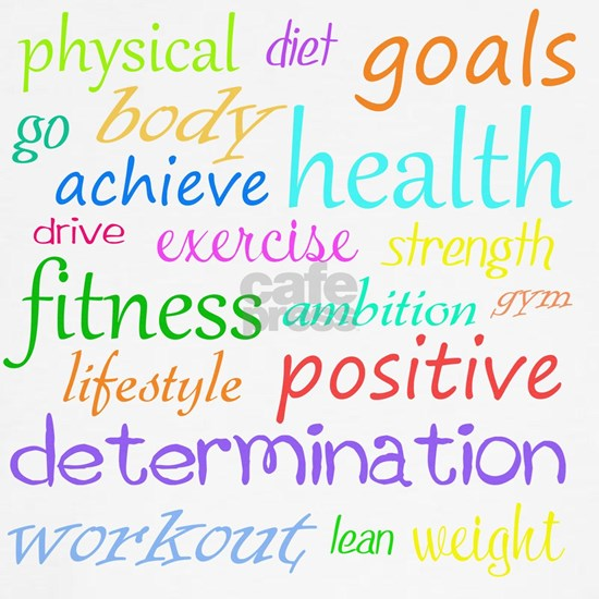 fitness words