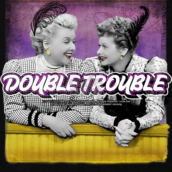 I Love Lucy: Double Trouble