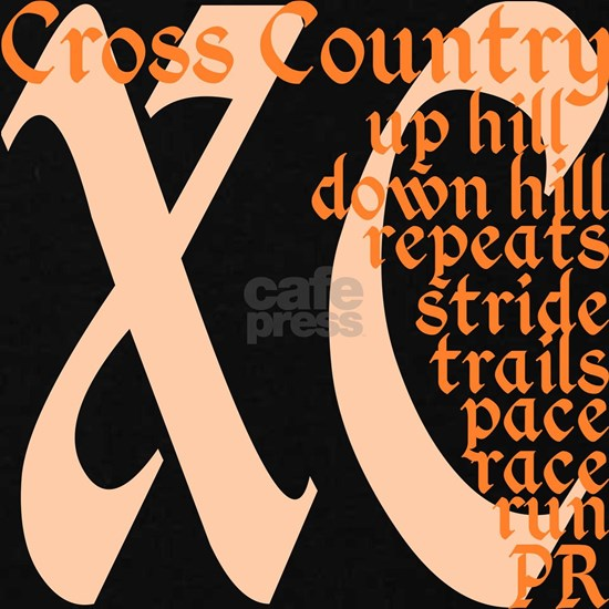 Cross Country XC orange