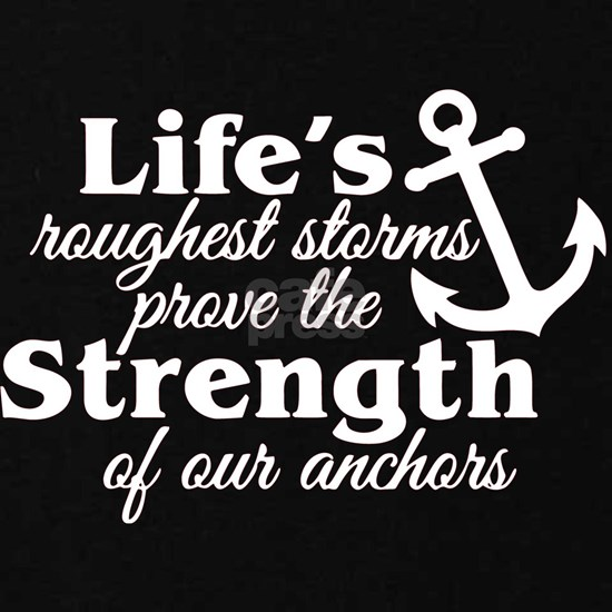 Life's Roughest Storms Prove the Strength of O