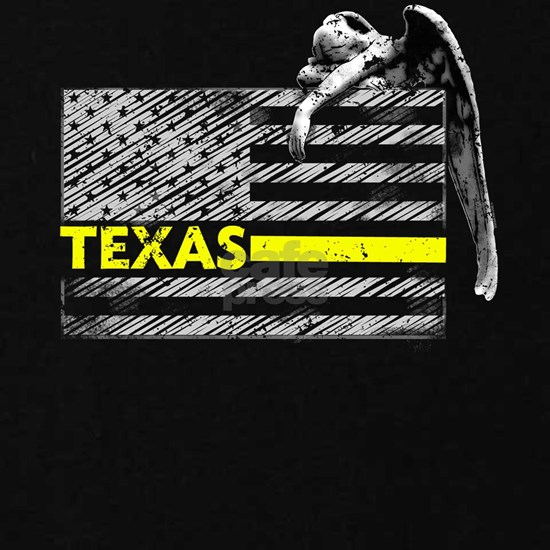 Texas Police Dispatcher Flag Gifts Shirt
