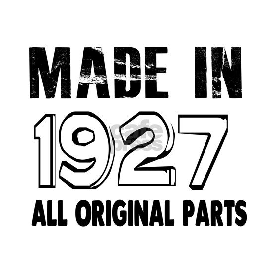 Made In 1927