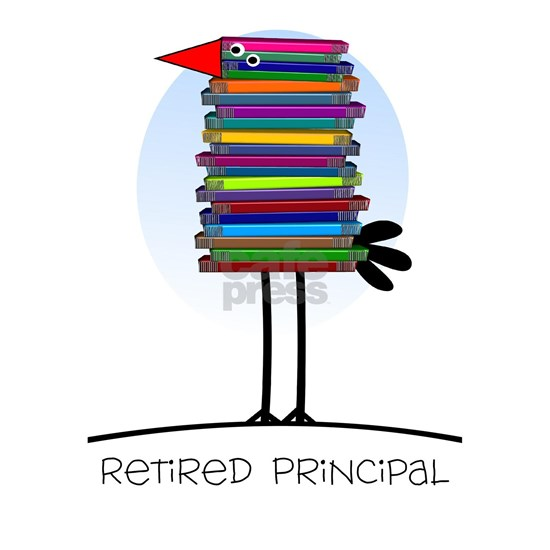 retired principal bird