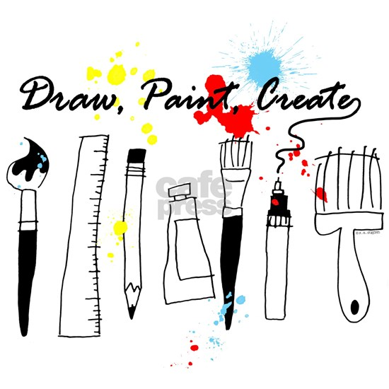 Draw Paint Create (Color)