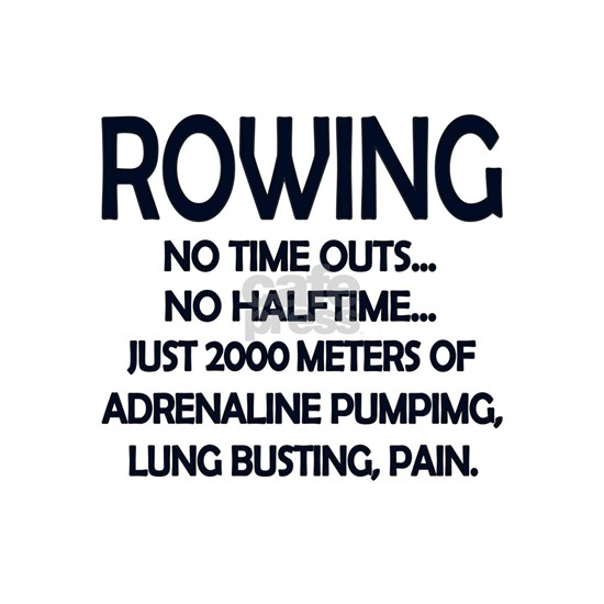 Rowing - 2000 Meters