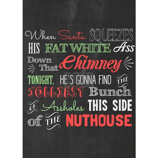 Griswold Nuthouse Chalkboard