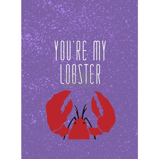 Friends You're My Lobster Valentine's Day