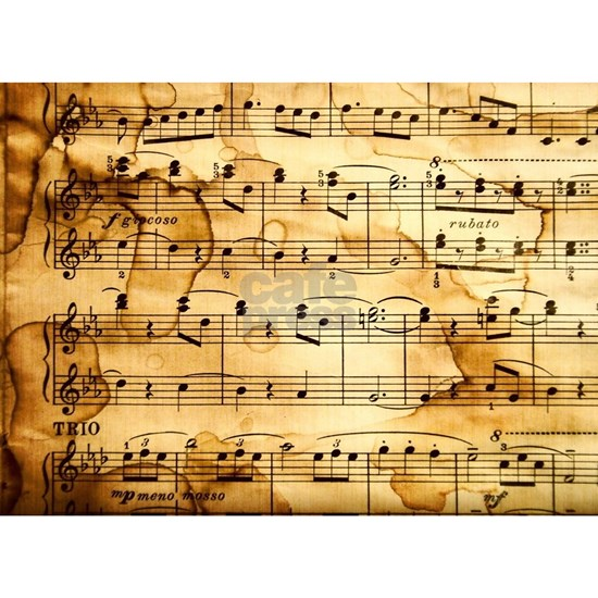 Classical Musical Notes