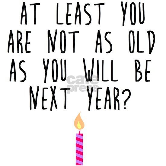 Birthday Optimism