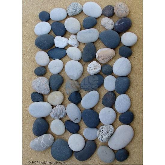 60 rocks card