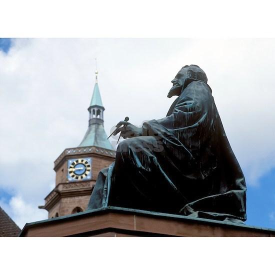 Johannes Kepler monument, Germany