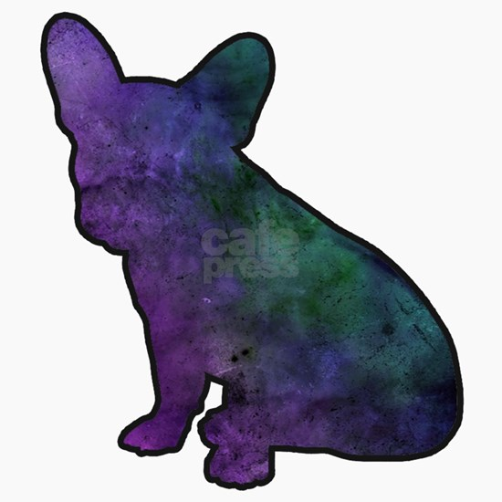 Purple Frenchie