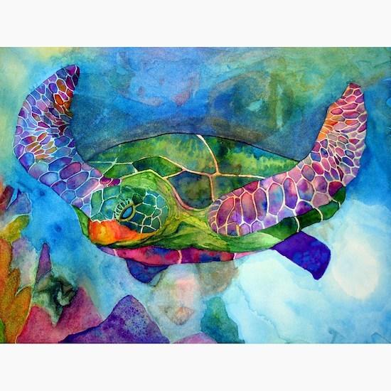 sea turtle full