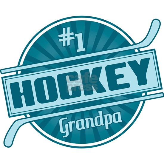 #1 Hockey Grandpa